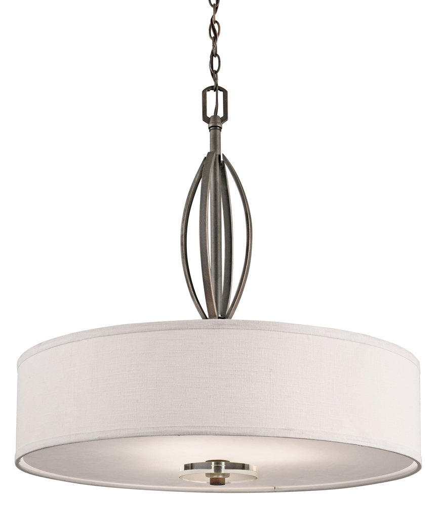 Double Drum Shade Pendant Pictures to Pin on Pinterest  PinsDaddy