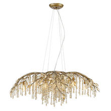 Golden 9903-12 MG - 12 Light Chandelier